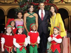 Obama i sema