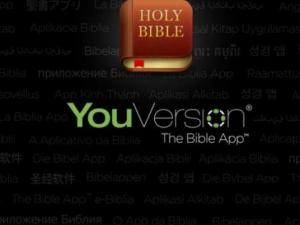Youversion black