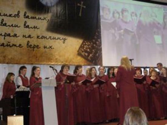 Баптисты начинают развивать семейное служение в украине